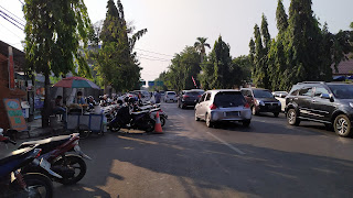 Kadishub Kota Cirebon Akui PAD Parkir Belum Maksimal
