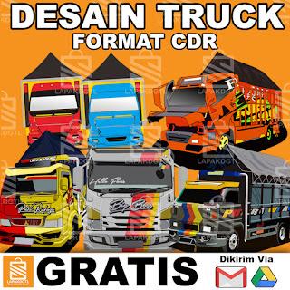 GRATIS DESAIN TRUCK