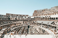 Roman Colosseum on Unsplash.com