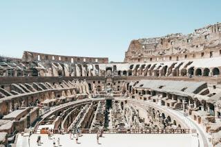 Roman Colosseum - Unsplash.com
