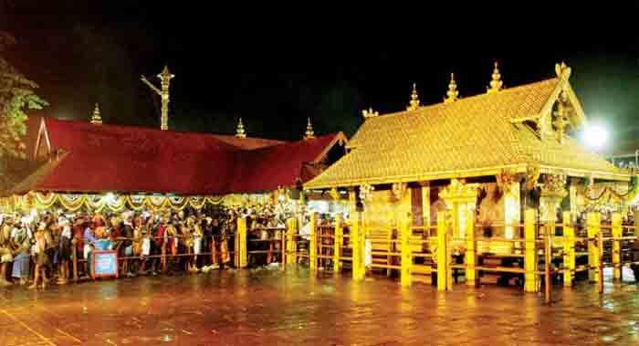 Sabarimala temple will be opened on Thursday evening for the Kannimasa Pujas, Pathanamthitta, News, Sabarimala Temple, Sabarimala, Pilgrimage, Kerala