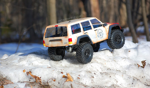 Traxxas TRX-4 custom