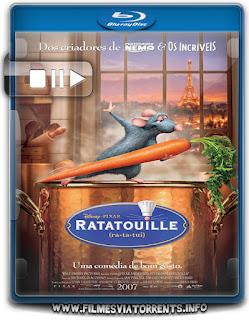 Ratatouille Torrent - BluRay Rip 720p | 1080p Dublado