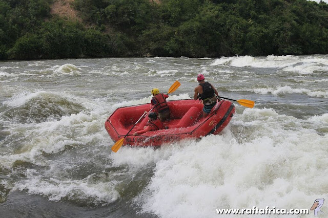 Rapid No. 8 Nile Special, River Nile, Uganda