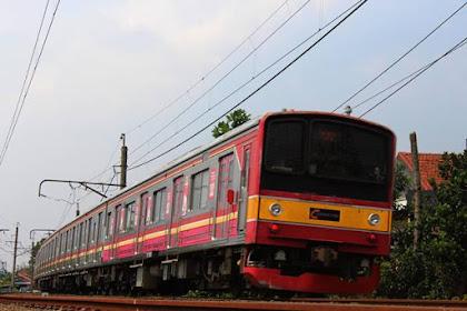 Cara Menuju Ancol - Tanjung Priuk Dari Depok Menggunakan Commuter Line