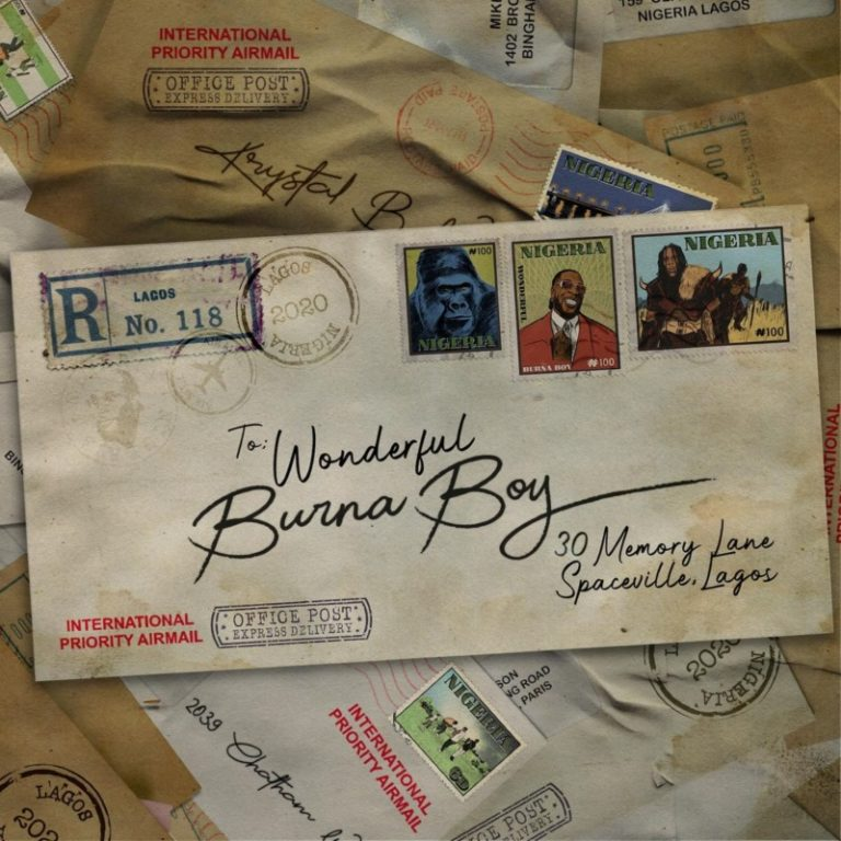 "Burna Boy – ""Wonderful"" #Arewapublisize"