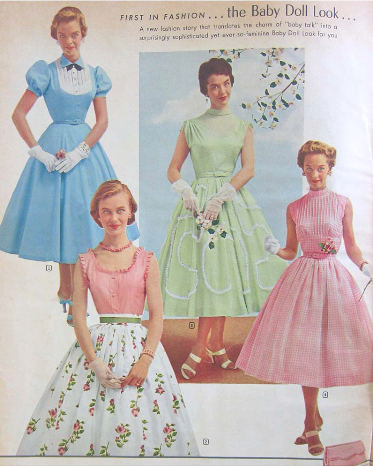 A Vintage Nerd, Vintage Blog, Fashion Blog, Spring Vintage Fashion, Vintage Spring Fashion Inspiration, Sixties Spring Fashion,  Vintage Inspiration, Vintage Spring