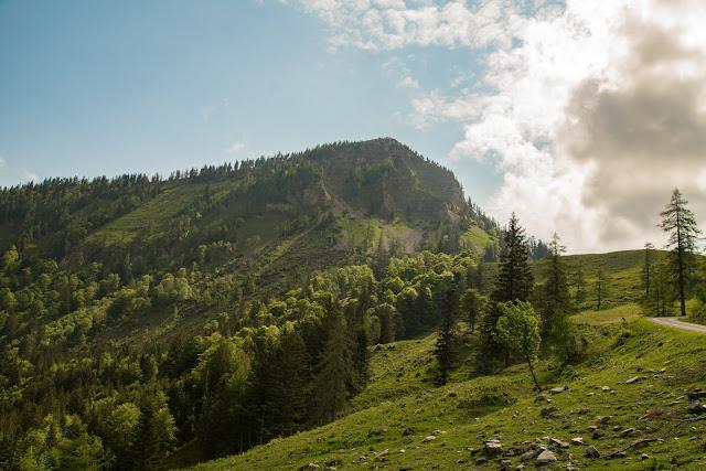 Von Hintersee aufs Gennerhorn  Wandern Fuschlseeregion  Osterhorngruppe 06