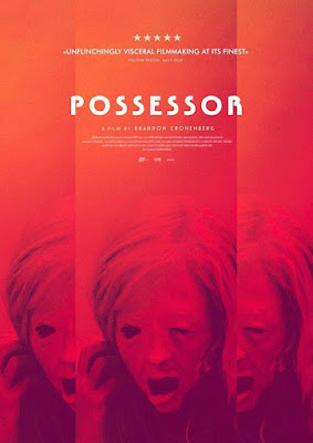 Possessor 2020 DVD R1 NTSC Latino