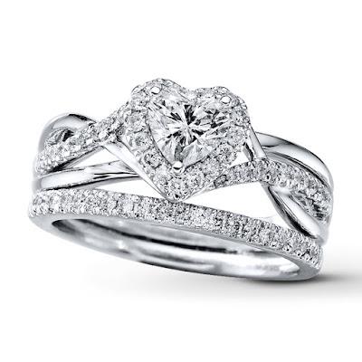 Latest Diamond Rings for Women 2015