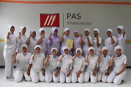 Lowongan Kerja Terbaru Operator Produksi PT Prakarsa Alam Segar (PT PAS)