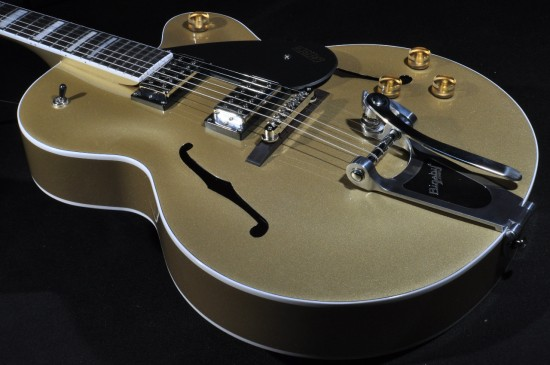 guitar điện G2420T Streamliner Hollow Body with Bigsby