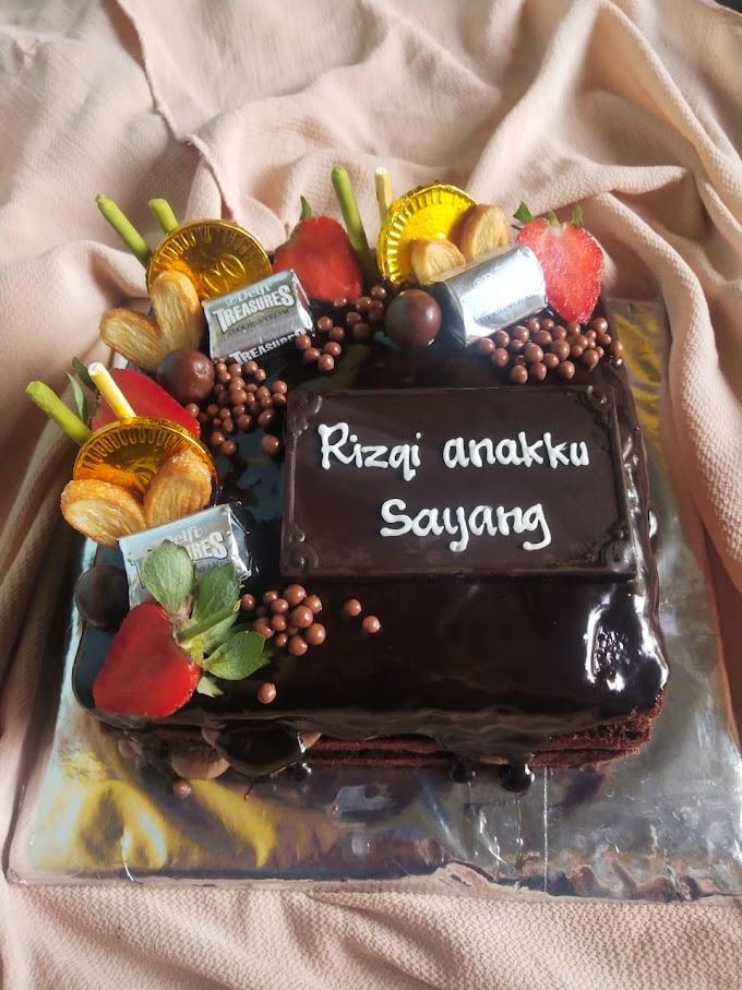 Kue Ultah Syawa's Cake Adisana