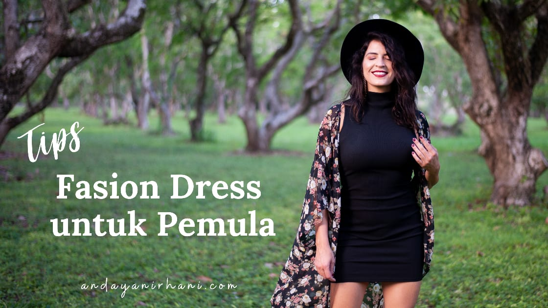 tips fashion dress pemula