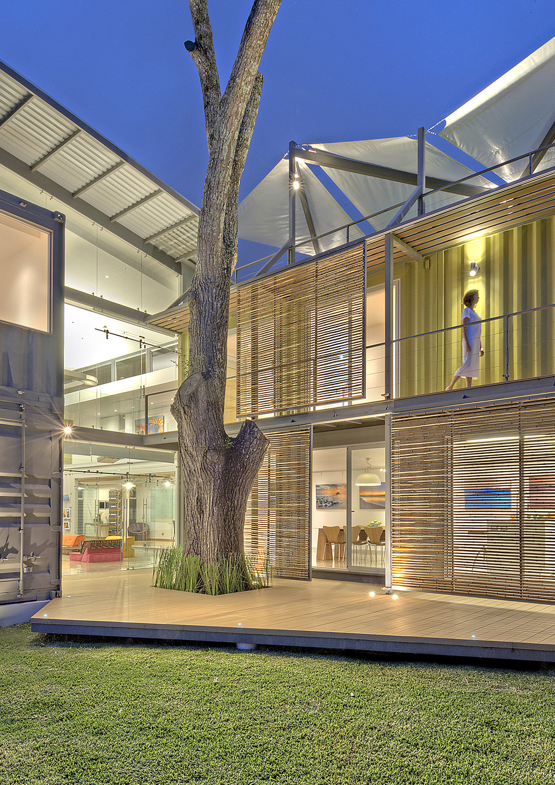 Beautiful Shipping Container Home Casa Incubo by