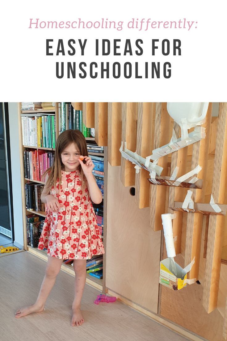 How we made homeschool more fun by moving to unschooling - and 11 easy tips and ideas for unschooling.