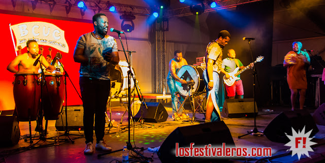 BCUC, Sziget Festival