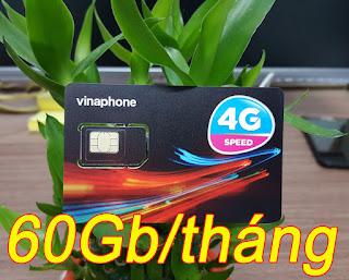 Sim 3G/4G Vinaphone