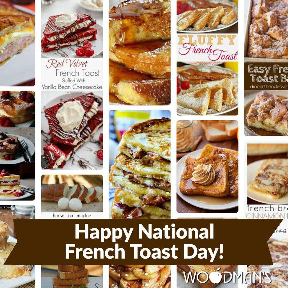 National French Toast Day Wishes Awesome Images, Pictures, Photos, Wallpapers