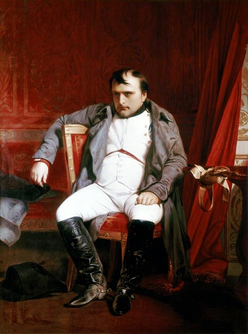 Traicion Napoleon Bonaparte