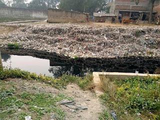 सरिसवा नदी मामला एनजीटी के संज्ञान में : उद्धार की जगी आस | #NayaSaberaNetwork