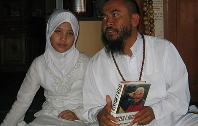 Australian muslim man marry 13 year old girl in Sydney