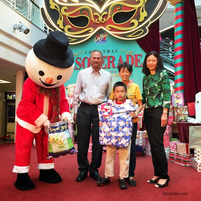 Giving back to the community, kudos to Cheras LeisureMall