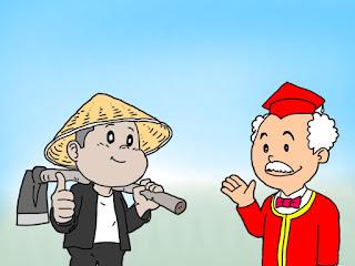 Orang Desa Belajar