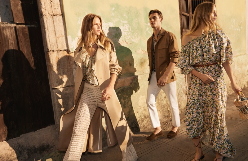 Mango heads to Mexico for Spring/Summer 2020 Campaign