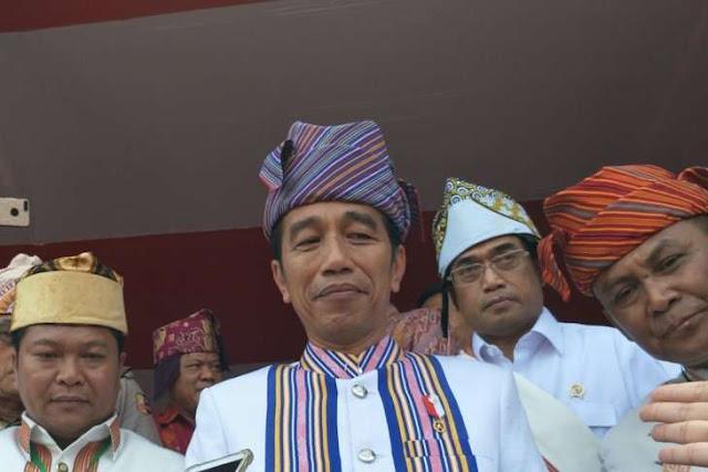 Jokowi Sebut Pembangunan Bandara Tana Toraja Selesai 2019