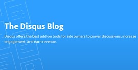 Cara Embed Disqus Comment di postingan Blog atau Website