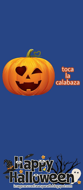 Imagenes Largas para whatsapp de halloween