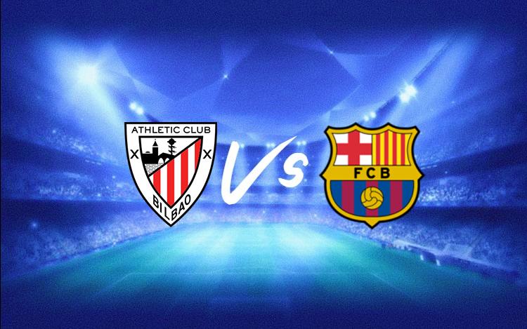 نتيجة مباراة برشلونة واتلتيك بلباو اليوم 21-08-2021 في الدوري الاسباني