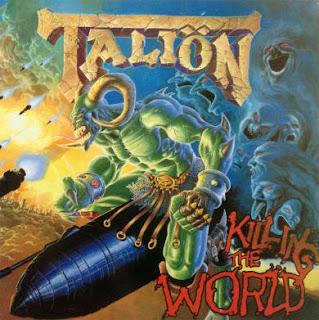 """Ο δίσκος των Taliön - """"Killing the World"""""""