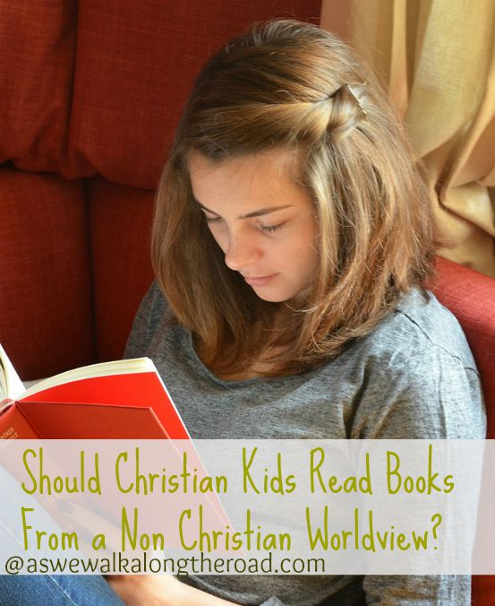 Choosing books with a Christian worldview