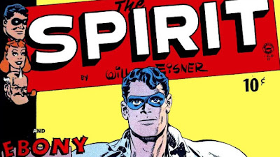 The Spirit: personagem criado por Will Eisner em 1940.