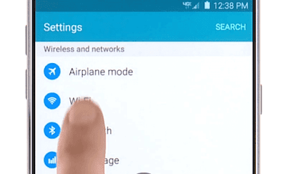 WiFi Calling on Samsung Devices