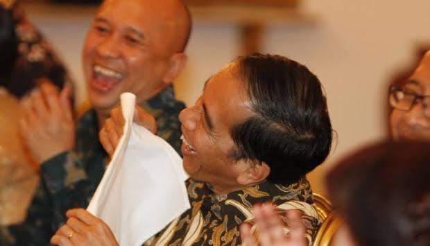 """Kecewa Dikhianati Jokowi, Relawan Projo Bubar, """"Padahal Kami Berjuang Mati-matian Buat Dia!!!"""""""