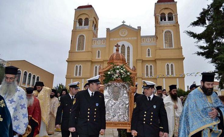 Εορτασμός του Πολιούχου της Αλεξανδρούπολης Αγίου Νικολάου παρουσία του Προέδρου της Δημοκρατίας