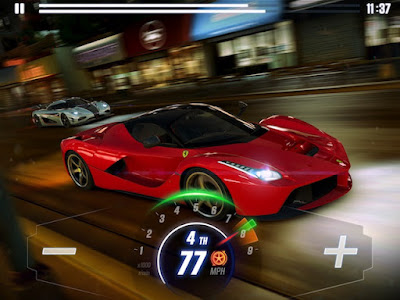 CSR Racing Apk+Data+Mod Android Game Download