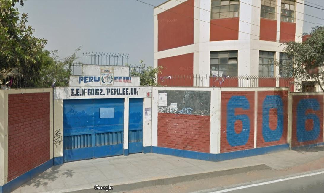 Colegio 6062 PERU EEUU - Villa El Salvador