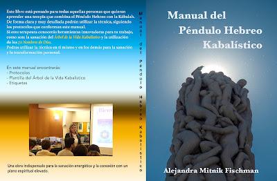Resultado de imagen de manual del péndulo hebreo kabalístico de alejandra mitnik