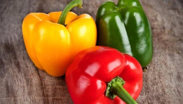Inilah Enam Manfaat Paprika Bagi Kesehatan Yang Sebaiknya Kamu Tahu