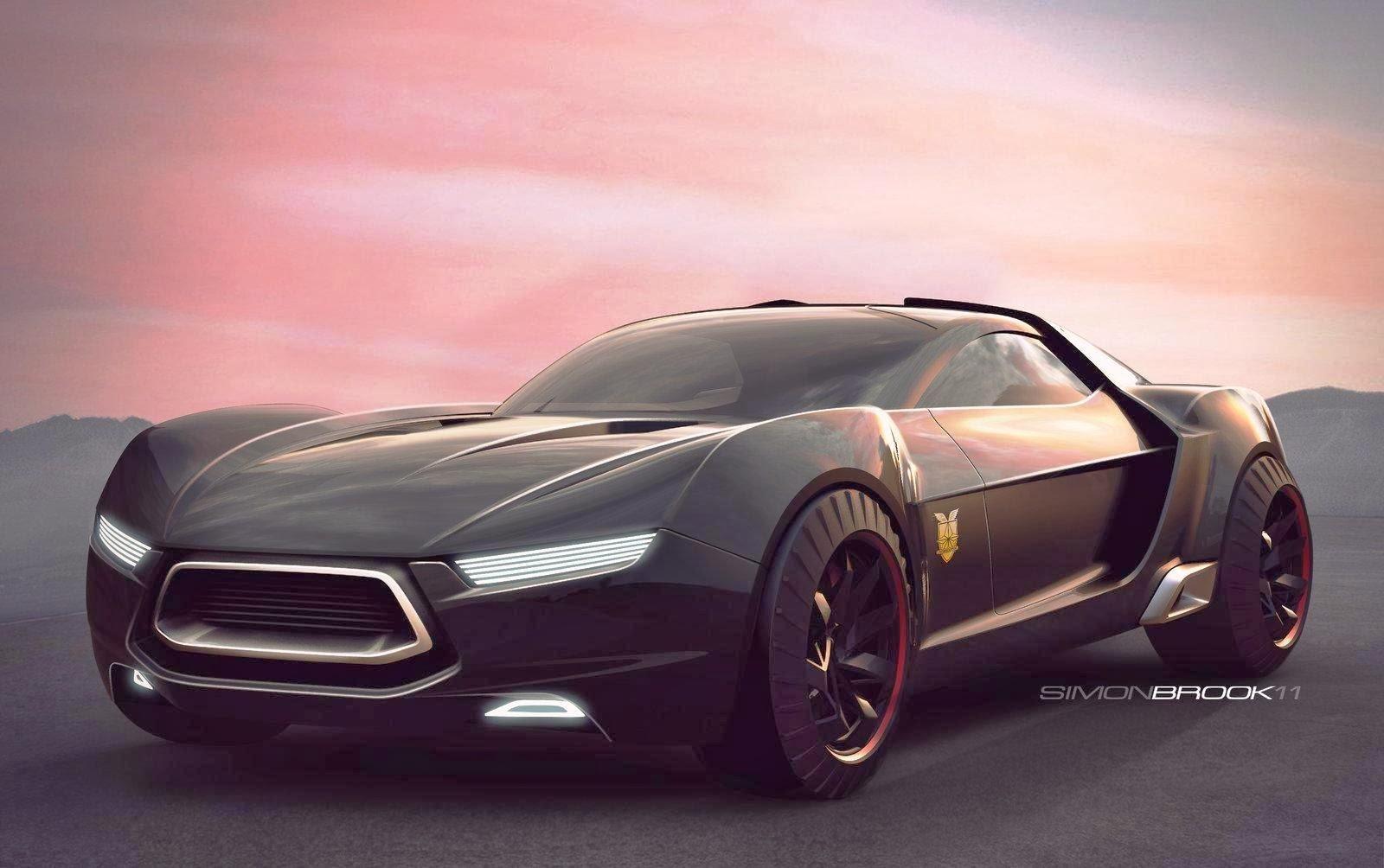 2015 Mustang Mach 1 >> Informative BLOG: 2015 Mustang Mach 5 Concept