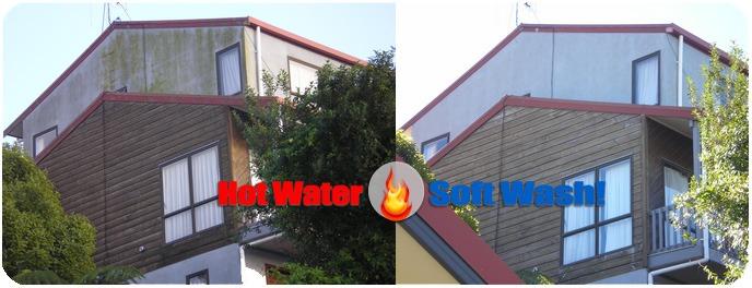 Westford Pressure Washing & Blue Sky