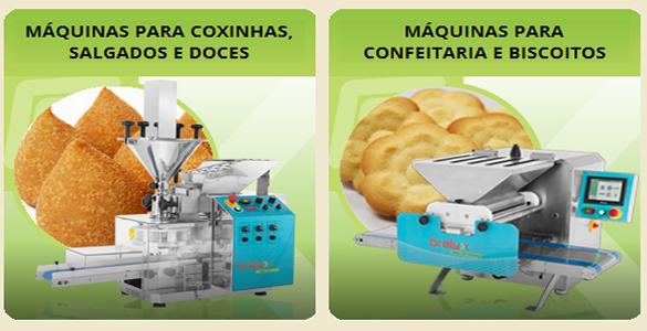 FOTO DE MAQUINA DE COXINHAS