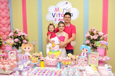 Aniversário Infantil  |  Maria Vitória, 2 Anos