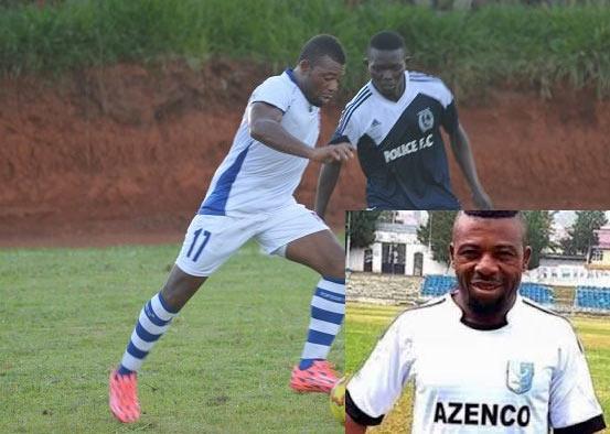 Azerbaijan media alleges 23-year-old Nigerian striker Victor Emenayo is 40