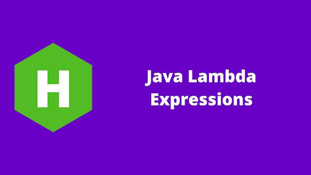 HackerRank Java Lambda Expressions problem solution