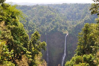 Bolaven Plateau falls